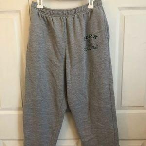 York College Jansport Sweatpants